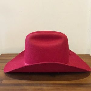 a9cb2d22ed8f9 Eddy Bros Accessories - ❤ GORGEOUS Red Cowboy Hat ❤️